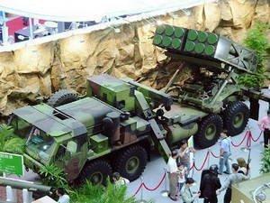 新台湾MLRS「サンダー」