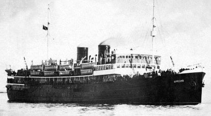 """Mystery of the disaster of the motor ship """"Armenia"""""""