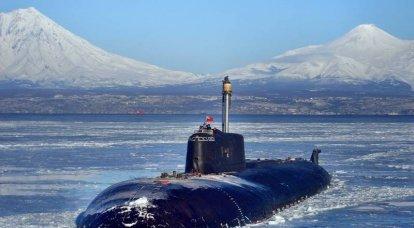 क्या रूस समुद्र पर युद्ध छेड़ने के लिए समझ में आता है?