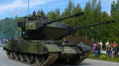 Suomi的国家防空(部分6)