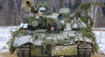 単一の武器ではありません:現代の戦車を保護するための技術について