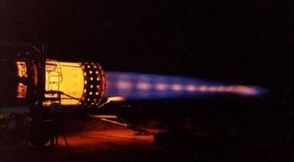 Sowjetisches Erbe: Turbojet-Triebwerk der fünften Generation basierend auf Produkt 79