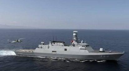 """""""将超越基本版本"""":乌克兰国防部已决定为海军配备护卫舰"""