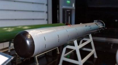El más nuevo misil antisubmarino APR-3ME entró en serie