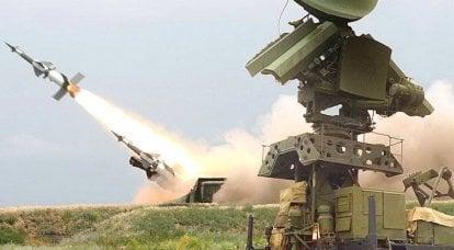 """""""Pechora-2M""""防空导弹系统 - 现代化成功"""