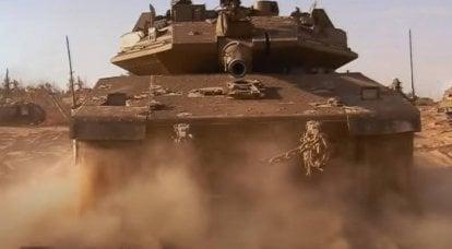 Le Liban a annoncé que des chars de l'armée israélienne avaient franchi la frontière du pays