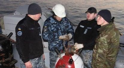 Minería del Mar de Azov de la Armada ucraniana: peligro falso o real