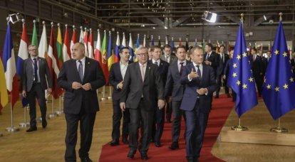 Extensão aprovada pela UE de sanções contra a Rússia