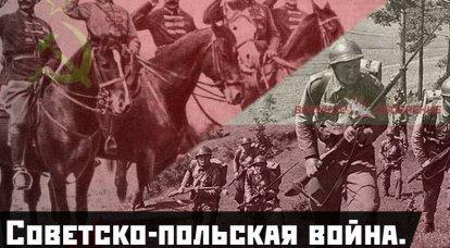 सोवियत-पोलिश युद्ध। रिव्ने 1920 ऑपरेशन,