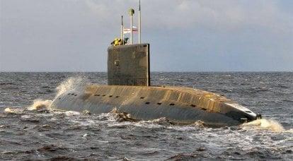"""Hint Donanması, Rus yapımının """"Kilo"""" sınıfının dizel-elektrikli denizaltılarının modernizasyonu hakkında gizli bir veri sızıntısı ortaya çıkardı."""