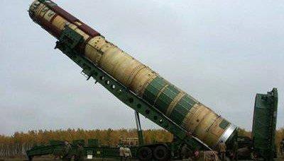 展望ICBM:外観とタイミング