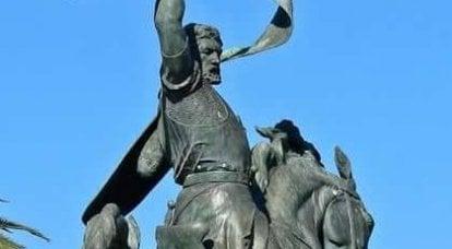 El Cid Campeador, ein außerhalb Spaniens wenig bekannter Held