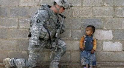 枪口下的伊拉克。 什么将结束战争资源?