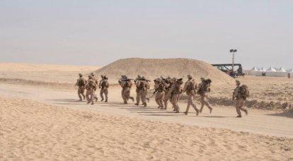 미국 언론 :이란은 계획된 미군의 이라크 철수를 이용할 수 있습니다
