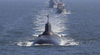 """러시아 해군에서 잠수함 """"Dmitry Donskoy""""철수 조건 발표"""