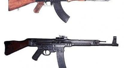 揭示了卡拉什尼科夫步枪的秘密