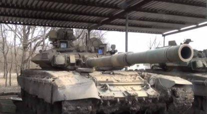 Indo para a conservação? Vietnã cria instalações de armazenamento para tanques T-90