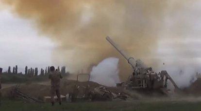 """A Armênia está pronta para usar armas de """"grande raio de destruição"""" em Karabakh"""