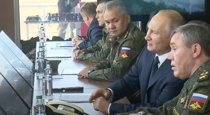 英国媒体:普京正准备进攻欧洲