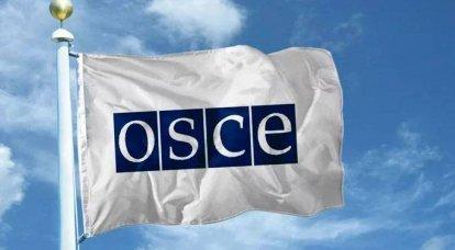 OSCE acusou EUA de tentar conter a liberdade de expressão