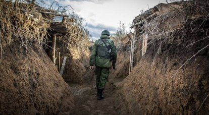 Truce in Donbass. And yet it works