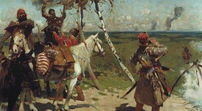 モスクワとカザンカーンサファギレイ間の戦争
