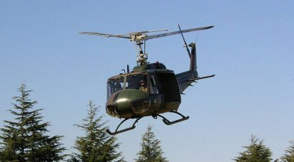 "Kiev was in a hurry to announce the assembly at the Ukrainian enterprise of American helicopters UH-1 ""Iroquois"""