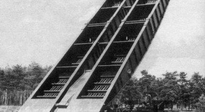 """De """"Centurion"""" a """"Titán"""": puente de asalto de posguerra del ejército británico"""