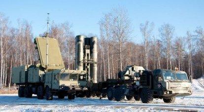 व्लादिवोस्तोक और लेनिनग्राद क्षेत्र में तैनात दो नए एस -400 डिवीजन