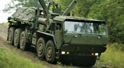 聪明的军事后勤:部队车辆