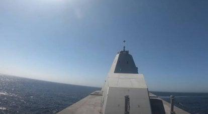 """""""我们需要决定如何处理这些船只"""":NI谈到了使用隐身驱逐舰Zumwalt的可能新策略"""
