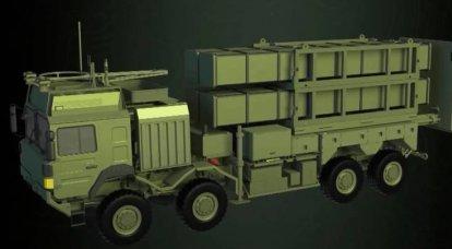 対空複合施設「キルヒェン」(ウクライナ)のコンセプト