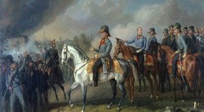 Conde Radetsky. Herói Tcheco do Império Austríaco