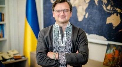 """""""自2008年以来,北约没有采取措施让乌克兰成为其成员"""":乌克兰外交部负责人批评军事集团"""