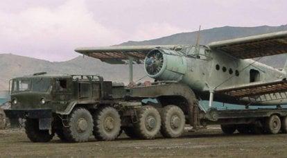 戦略的目的のトラクター。 MAZ-537:ミンスクからクルガンへ
