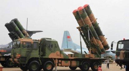 ドラゴンの隠れ家を守る。 中国軍が防空能力を構築