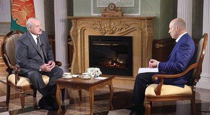 """Der ukrainische Journalist kündigte Lukaschenkos Absicht an, die Häftlinge """"sowohl nach Russland als auch in die Ukraine"""" auszuliefern."""