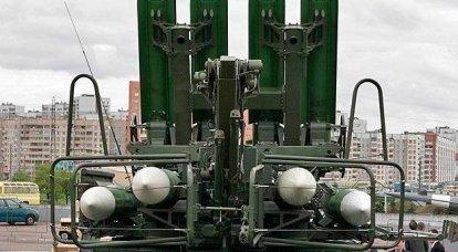 Buk-MB防空导弹系统(白俄罗斯)