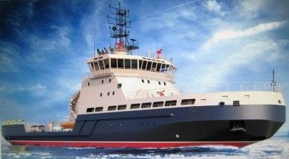 プロジェクト21180M:未来の砕氷船