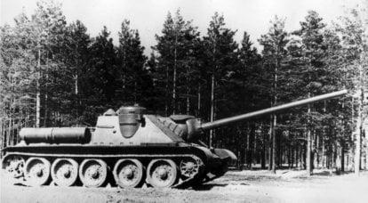 """Hangi Sovyet güdümlü silahlar """"St.John's wort"""" idi? Yerli kundağı motorlu topların tanksavar yeteneklerinin analizi"""