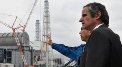 """Professor coreano: o Japão se prepara para despejar água dos reservatórios transbordantes da usina nuclear de Fukushima no oceano, chamando-a de """"purificada"""""""