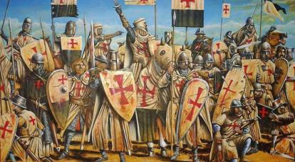 Um pouco sobre as cruzadas