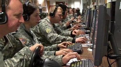 网络战线:未来的静战