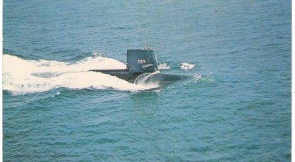 Mut mit Nutzen verbinden. Mehrzweck-Atom-U-Boote von Skipjack (USA)
