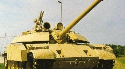 中戦車アルフォー/エニグマ。 イラクのT-55のシンプルな近代化