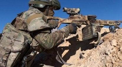 """""""确定目标,然后进行侦察,准备和攻击"""":特种部队是现代战争的重要工具"""