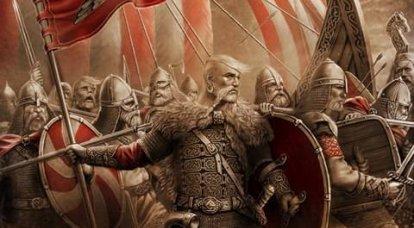 प्रथम रूसी साम्राज्य बनाने की रणनीति