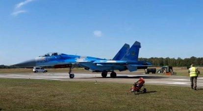 ウクライナ国防省は、MiG-29およびSu-27戦闘機の航空機エンジンの修理を命じました