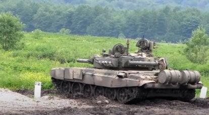 Spezialisten aus St. Petersburg patentierten ein Roboter-Transportladesystem für Panzer, selbstfahrende Waffen und Infanterie-Kampffahrzeuge