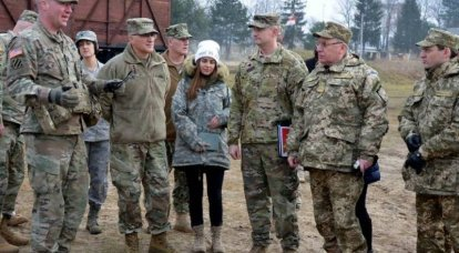 Kiev requested an expansion of the American military presence in Ukraine